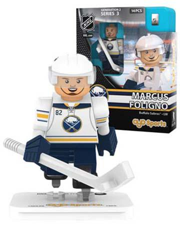 #82 Marcus Foligno Buffalo Sabres Left Wing