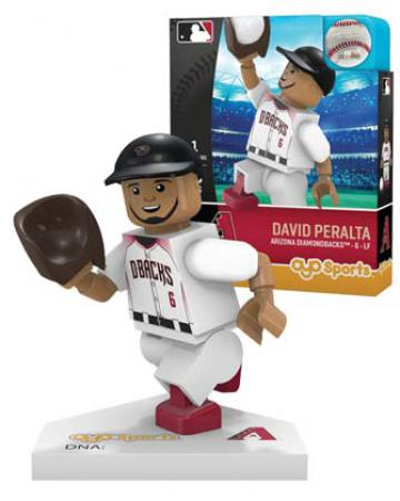 #6 David Peralta Arizona Diamondbacks Left Fielder