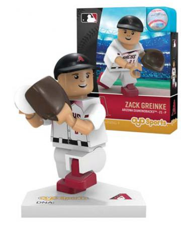 #21 Zack Greinke Arizona Diamondbacks Pitcher