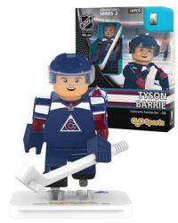 #4 Tyson Barrie Colorado Avalanche Defenseman