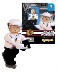 #72 Artemi Panarin Chicago Blackhawks Left Wing