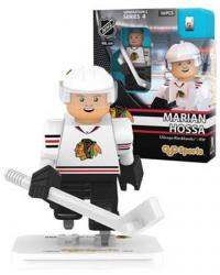 #81 Marian Hossa Chicago Blackhawks Right Wing