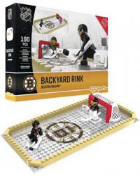 Backyard Rink Boston Bruins