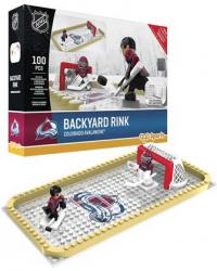 Backyard Rink Colorado Avalanche