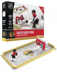 Backyard Rink Chicago Blackhawks