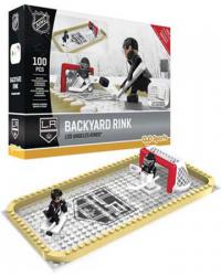 Backyard Rink Los Angeles Kings