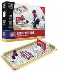 Backyard Rink Montreal Canadiens