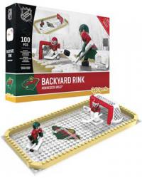 Backyard Rink Minnesota Wild