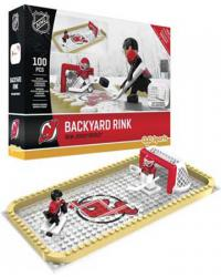 Backyard Rink New Jersey Devils