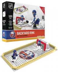 Backyard Rink New York Islanders