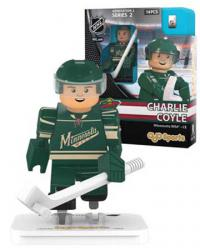 #3 Charlie Coyle Minnesota Wild Center