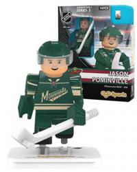 #29 Jason Pominville Minnesota Wild Right Wing