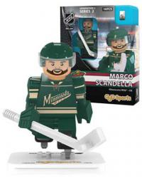 #6 Marco Scandella Minnesota Wild Defenseman