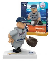#3 Ian Kinsler Detroit Tigers Second Baseman