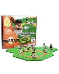Gametime Set San Francisco Giants Building Block Set