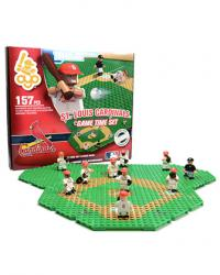 Gametime Set St. Louis Cardinals Building Block Set