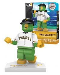 Pirate Parrot™ Pittsburgh Pirates Mascot