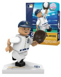 #4 Wil Myers San Diego Padres Center Fielder