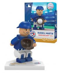 #55 Russell Martin Toronto Blue Jays Catcher
