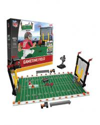 Gametime Set Tampa Bay Buccaneers Building Block Set