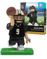 #9 Drew Brees New Orleans Saints Home Version