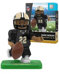 #22 Mark Ingram New Orleans Saints Home Version