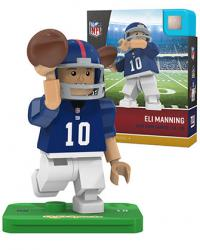 #10 Eli Manning New York Giants Home Version