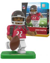 #22 Doug Martin Tampa Bay Buccaneers Home Version