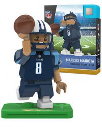 #8 Marcus Mariota Tennessee Titans Home Version