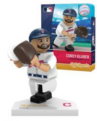 #28 Corey Kluber Cleveland Indians Pitcher