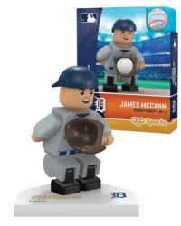 #34 James McCann Detroit Tigers Catcher