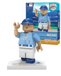 #3 Ned Yost Kansas City Royals Manager