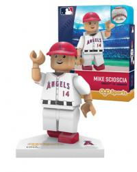 #14 Mike Scioscia Los Angeles Angels of Anaheim Manager