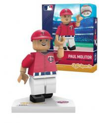#4 Paul Molitor Minnesota Twins Manager
