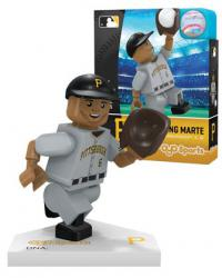 #6 Starling Marte Pittsburgh Pirates Outfielder