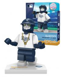 #10 Dj Kitty™ Tampa Bay Rays Mascot