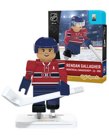 #11 Brendan Gallagher Montreal Canadiens Home Version