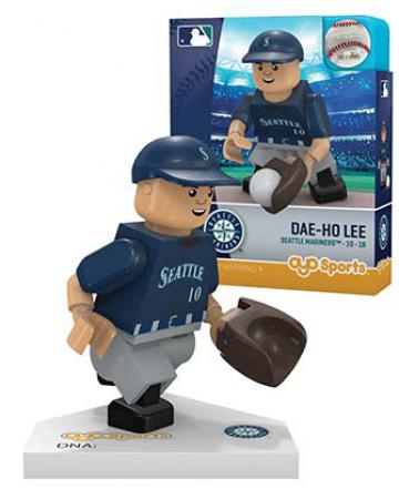 #10 Dae-Ho Lee Seattle Mariners