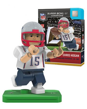 #15 Chris Hogan New England Patriots SB51 Champion Version