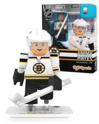 #11 Jimmy Hayes Boston Bruins Away Version