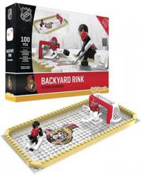 Backyard Rink Ottawa Senators