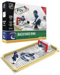 Backyard Rink Vancouver Canucks