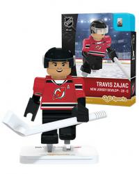 #19 Travis Zajac New Jersey Devils Home Version