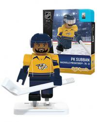 #76 PK Subban Nashville Predators Home Version