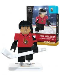 #65 Erik Karlsson Ottawa Senators Home Version
