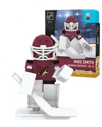 #41 Mike Smith Arizona Coyotes Home Version