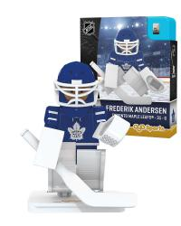 #31 Frederik Andersen Toronto Maple Leafs Home Version