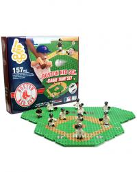 Gametime Set Boston Red Sox Building Block Set