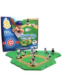 Gametime Set Chicago Cubs 157pc Building Block Set
