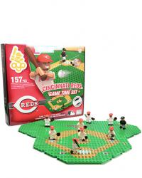Gametime Set Cincinnati Reds Building Block Set